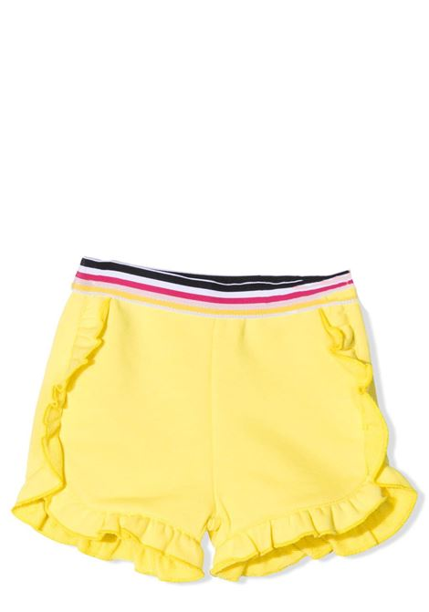 SHORTS CON RUCHES GIVENCHY KIDS | Shorts | H04101508