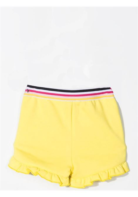 SHORTS WITH RUCHES GIVENCHY KIDS | H04101508