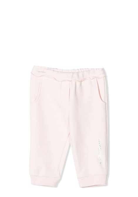 SPORTS TROUSERS WITH PRINT GIVENCHY KIDS | Trousers | H0410345S