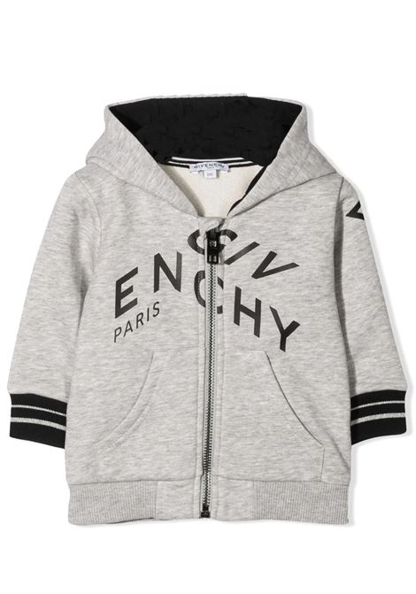 HOODIE GIVENCHY KIDS | Cardigans | H05155A01
