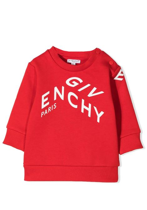 SWEATSHIRT WITH PRINT GIVENCHY KIDS | Sweatshirts | H05157991