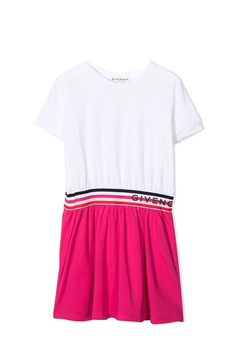 TWO-TONE DRESS GIVENCHY KIDS | Dress | H12149N84