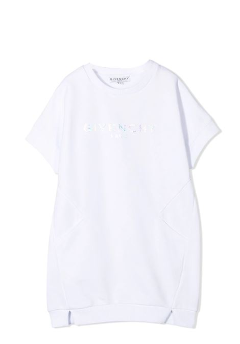 DRESS MODEL T-SHIRT WITH PRINT GIVENCHY KIDS | Dress | H1215010B