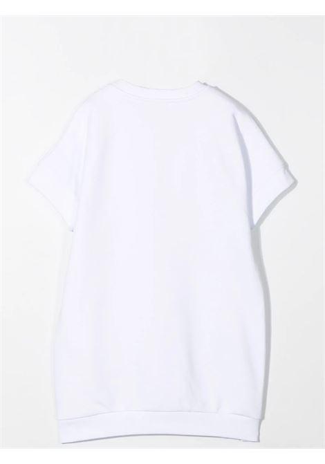 DRESS MODEL T-SHIRT WITH PRINT GIVENCHY KIDS | H1215010B