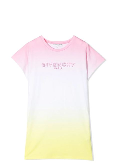 DRESS MODEL T-SHIRT GIVENCHY KIDS | Dress | H12161Z40