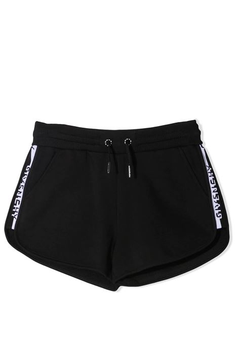SHORTS SPORTIVI CON COULISSE GIVENCHY KIDS | Shorts | H1411409B