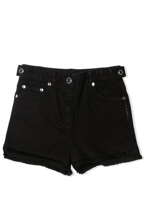 HIGH WAIST SHORTS