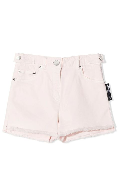 HIGH WAIST SHORTS GIVENCHY KIDS | Short | H1412845S