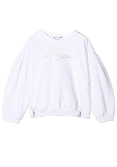 PRINT SWEATSHIRT GIVENCHY KIDS | Sweatshirts | H1519310B