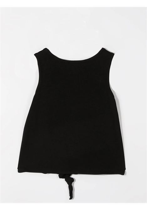 TANK TOP WITH PRINT AND KNOT GIVENCHY KIDS | H1519809B