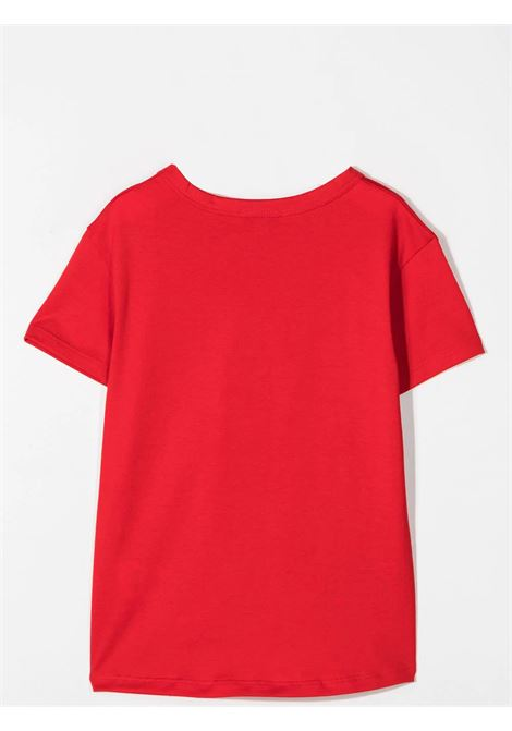 T-SHIRT WITH PRINT GIVENCHY KIDS | H15199991