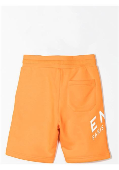 SHORTS WITH PRIN GIVENCHY KIDS | H2411941E