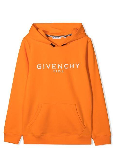SWEATSHIRT WITH PRINT GIVENCHY KIDS | Sweatshirts | H2523941E