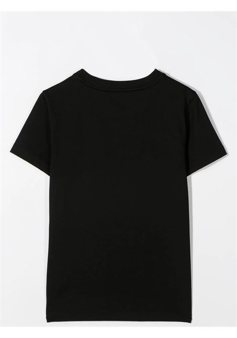 T-SHIRT CON STAMPA GIVENCHY KIDS | H2524709B