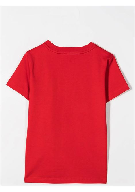T-SHIRT CON STAMPA GIVENCHY KIDS | H25253991