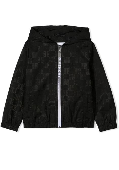 JACKET WITH PRINT GIVENCHY KIDS | Jacket | H2607309B