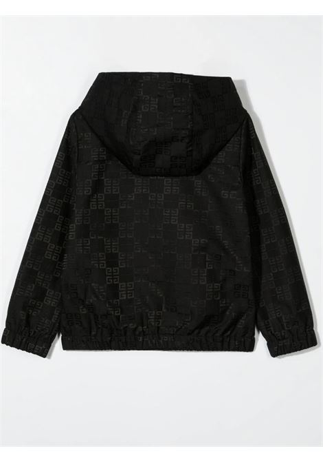 JACKET WITH PRINT GIVENCHY KIDS | H2607309B