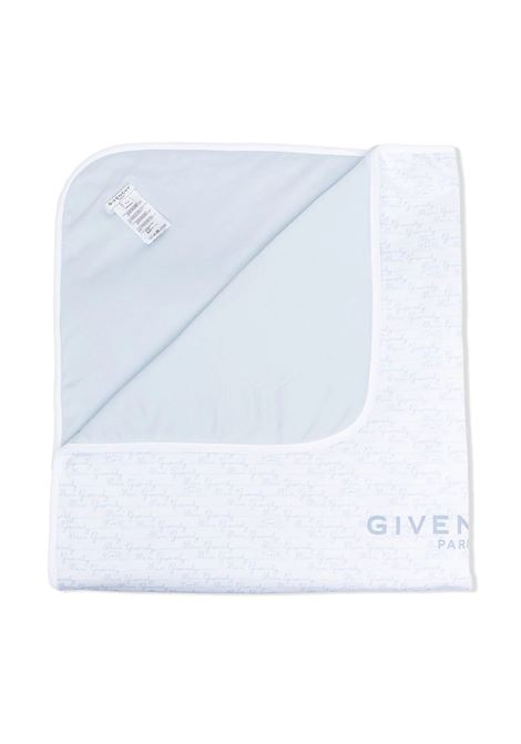 BLANKET WITH PRINT GIVENCHY KIDS | Blankets | H90081771