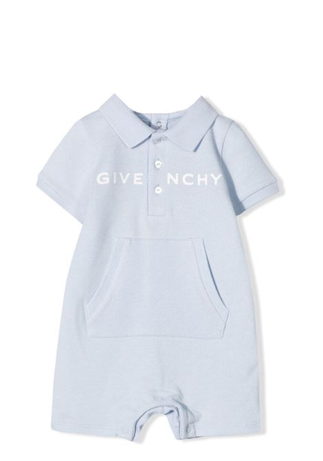 JUMPSUIT WITH PRINT GIVENCHY KIDS | Rompers | H94054771