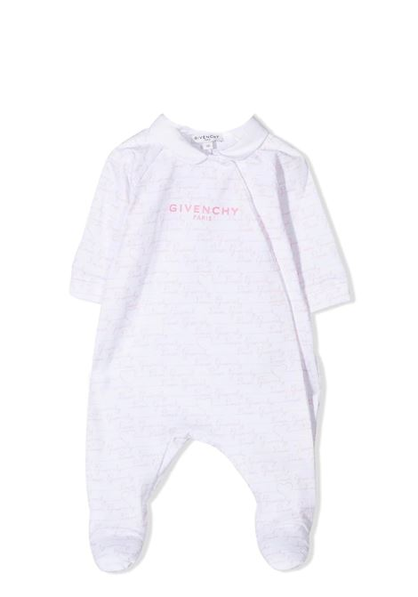 PIGIAMA CON STAMPA GIVENCHY KIDS | Completi | H9810645S