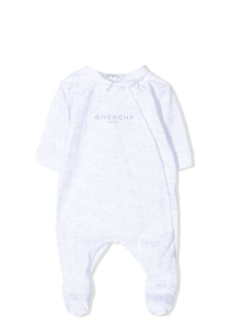 PIGIAMA CON STAMPA GIVENCHY KIDS | Completi | H98106771