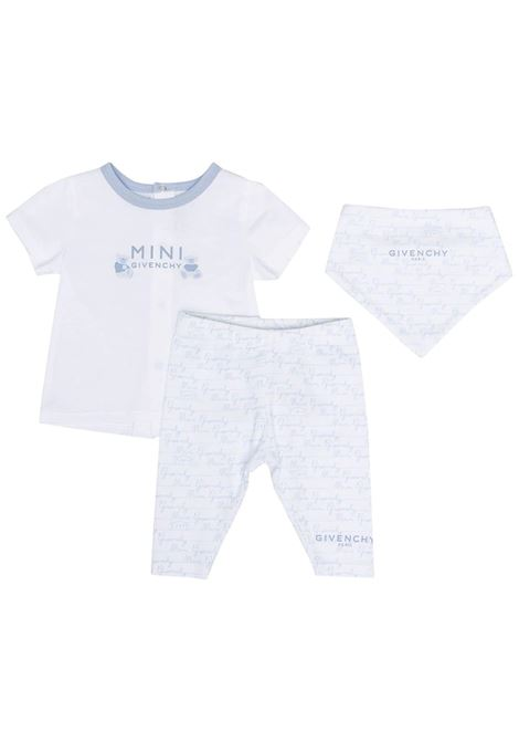 COMPLETO CON STAMPA GIVENCHY KIDS | Completi | H98112771