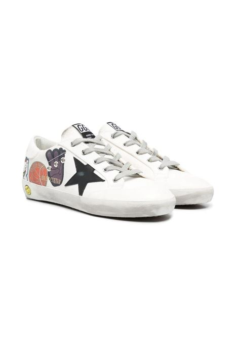 SNEAKERS BASSE SUPER STAR GOLDEN GOOSE KIDS | Sneakers | GYF00107 F00126880927