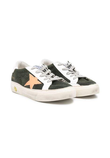 Sneakers Superstar con design color-block GOLDEN GOOSE KIDS | GYF00112 F00116435700