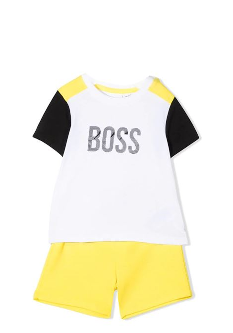 COMPLETO SPORTIVO HUGO BOSS KIDS | Set | J08048N05