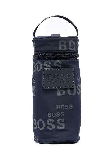 BOTTLE HOLDER WITH PRINT HUGO BOSS KIDS | Baby bottle | J90197849
