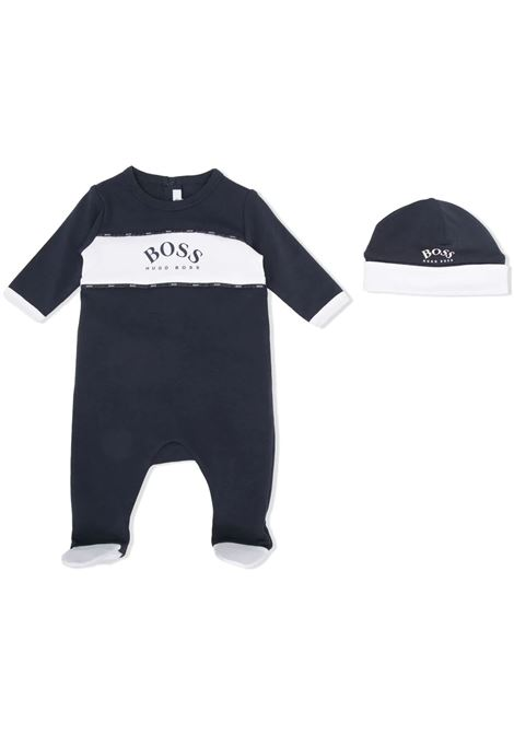 SET TUTINA E CAPPELLINO HUGO BOSS KIDS | Set | J98309849