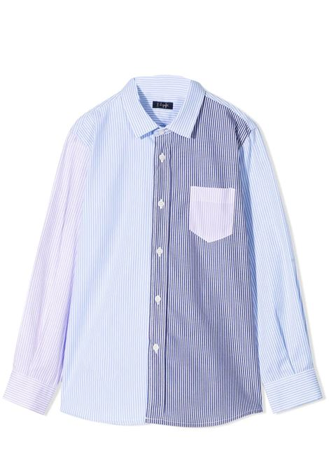 STRIPED SHIRT IL GUFO | Shirt | P21CL201C10524662