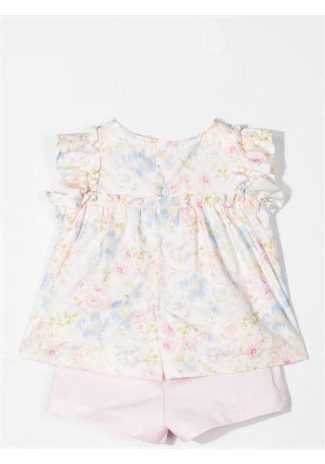 Floral suit IL GUFO | P21DP294C40653431