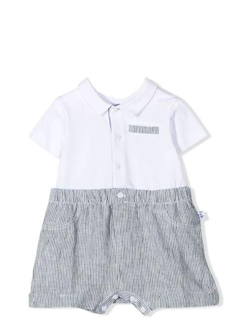 Striped onesie IL GUFO | P21TO234L1012495