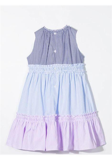 STRIPED DRESS IL GUFO | P21VA265C10524862