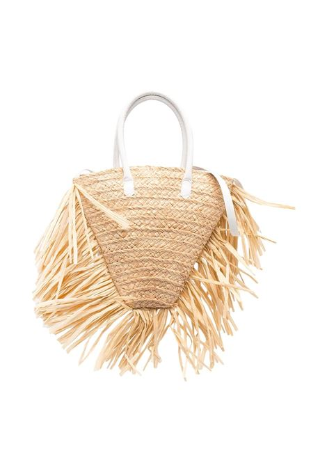 BAG WITH FRINGES IL GUFO | Bags | P21ZO057EA3010010