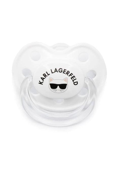 PACIFER WITH PRINT KARL LAGERFELD KIDS | Pacifer | Z9001910B