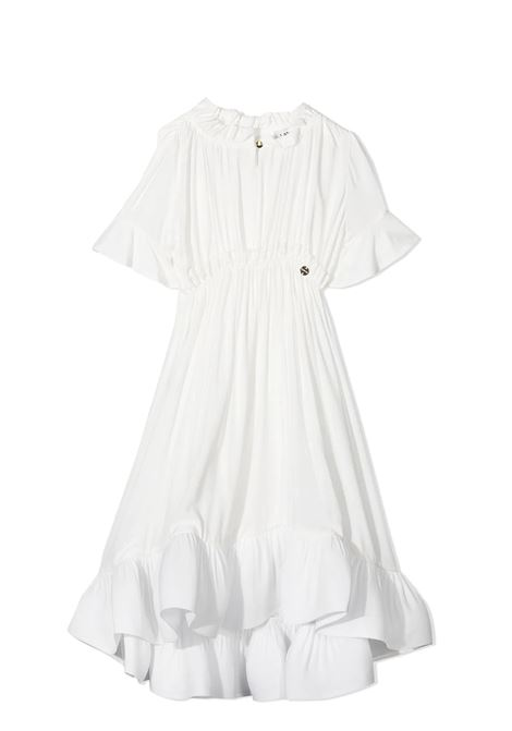 PLEATED DRESS LANVIN KIDS | Dress | N12010117
