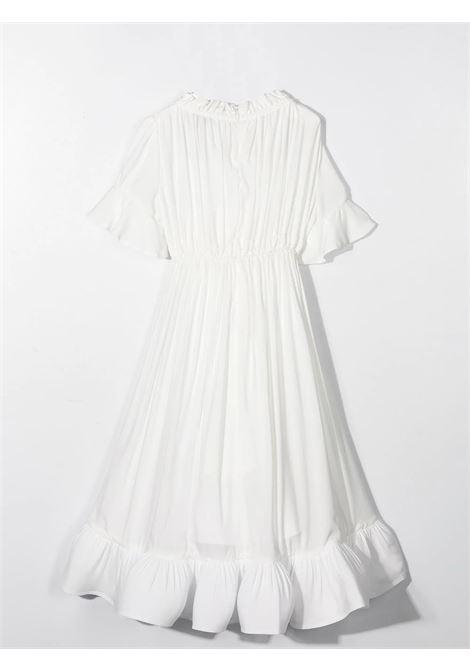 PLEATED DRESS LANVIN KIDS | N12010117