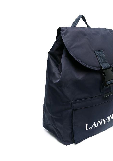 BACKPACK WITH PRINT LANVIN KIDS | N20003859