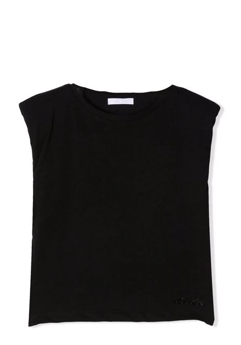 Armhole T-shirt with padded shoulder straps Lù-Lù BY MISS GRANT | LL000104