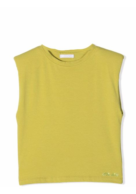 Armhole T-shirt with padded shoulder straps Lù-Lù BY MISS GRANT | LL000111