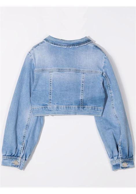 Cropped denim jacket Lù-Lù BY MISS GRANT | LL001916