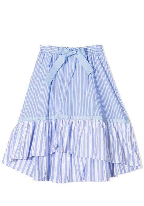Striped skirt Lù-Lù BY MISS GRANT   LL003102
