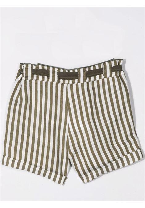 Striped shorts Lù-Lù BY MISS GRANT | LL0285001