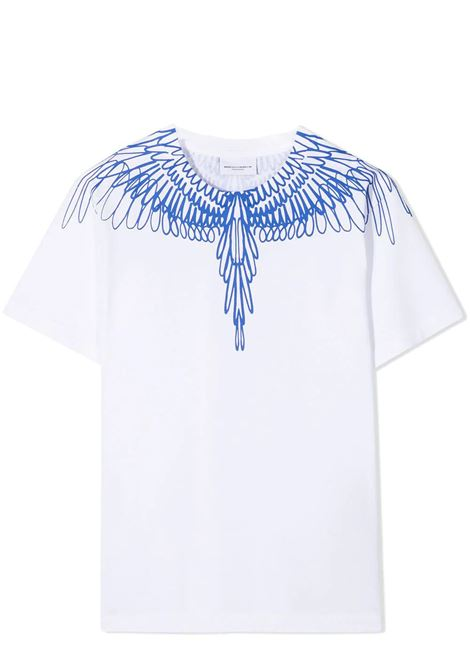 T-SHIRT CON STAMPA MARCELO BURLON KIDS | T-shirt | 1100 0010B000