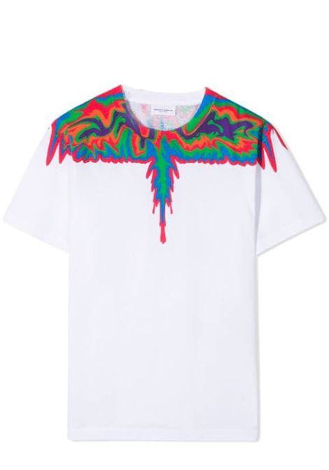 WINGS-PRINT T-SHIRT  MARCELO BURLON KIDS | T-shirt | 1106 0010B000