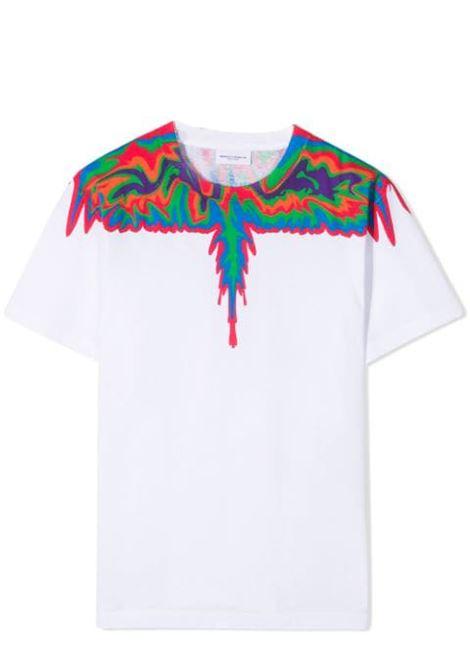 WINGS-PRINT T-SHIRT MARCELO BURLON KIDS | T-shirt | 1106 0010TB000