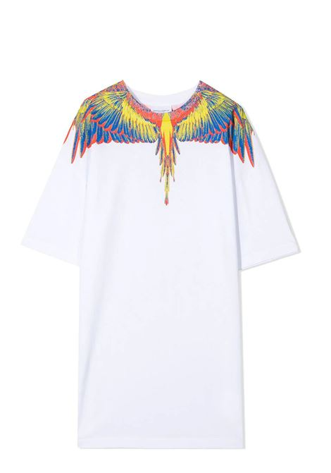 DRESS MODEL T-SHIRT MARCELO BURLON KIDS | Dress | 4150 0010B000