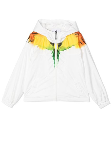 JACKET WITH WINGS PRINT MARCELO BURLON KIDS | Jacket | 5238 5030TB000